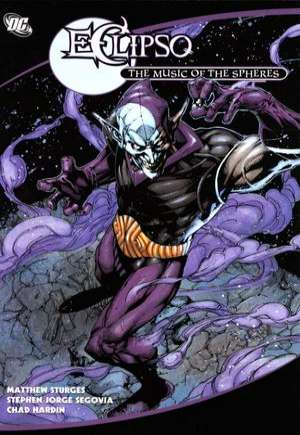 Eclipso: Music of the Spheres TP