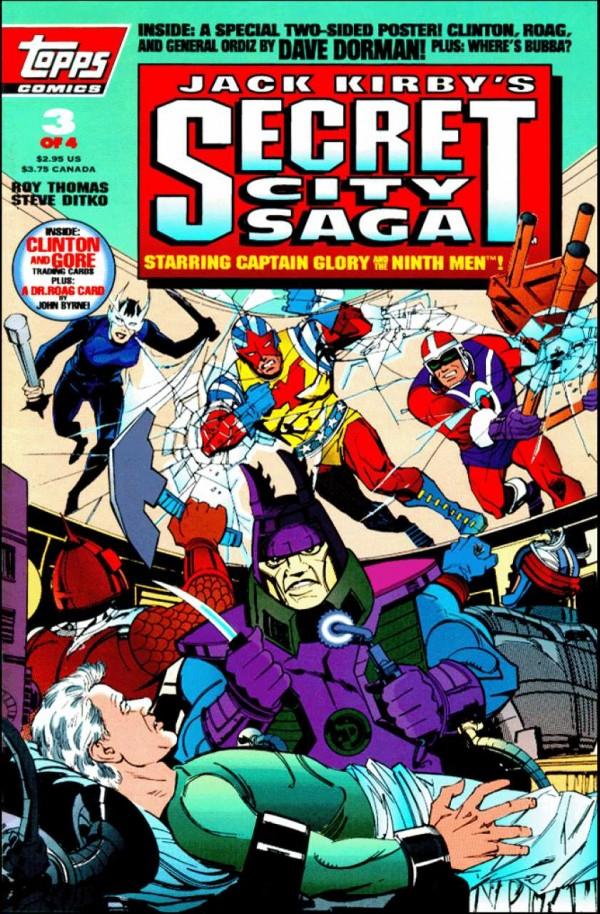 Secret City Saga #3