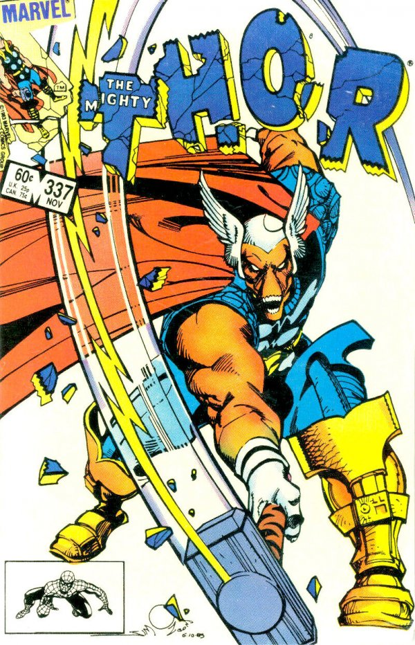 The Mighty Thor #337