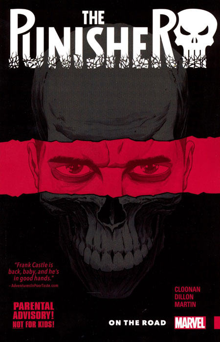 The Punisher Vol. 1: On the Road TP