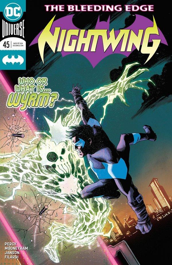 Nightwing #45