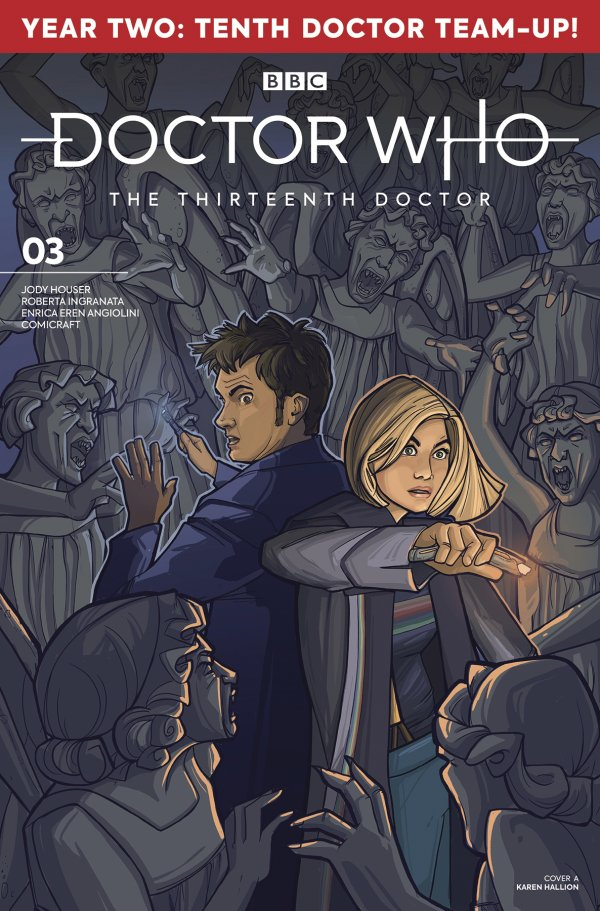 Doctor Who: The Thirteenth Doctor: Year Two #3 review