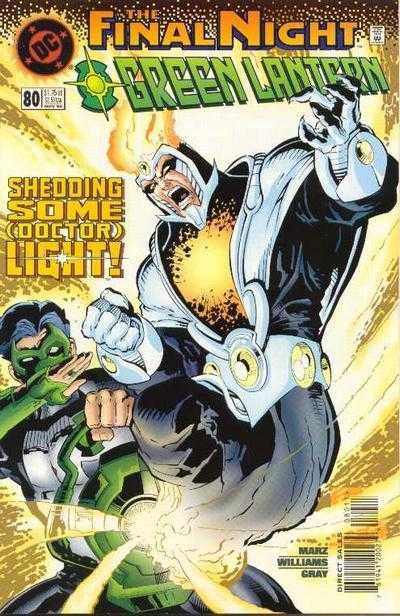 Green Lantern #80