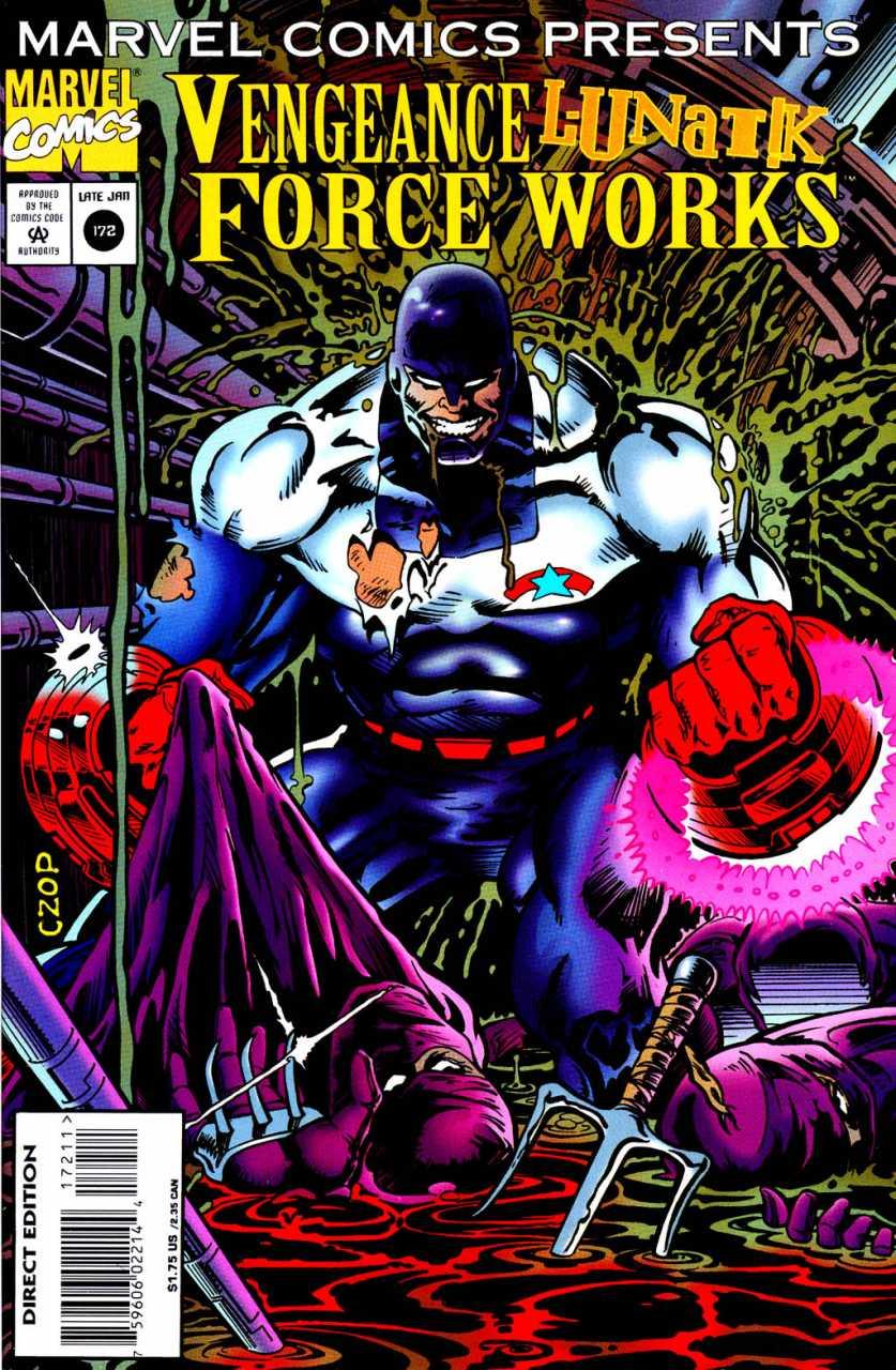 Marvel Comics Presents #172