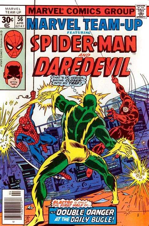 Marvel Team-Up #56