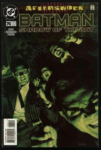 Batman: Shadow of the Bat #76