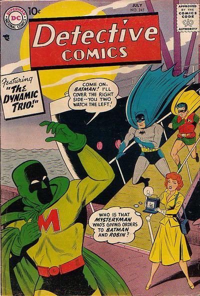 Detective Comics #245