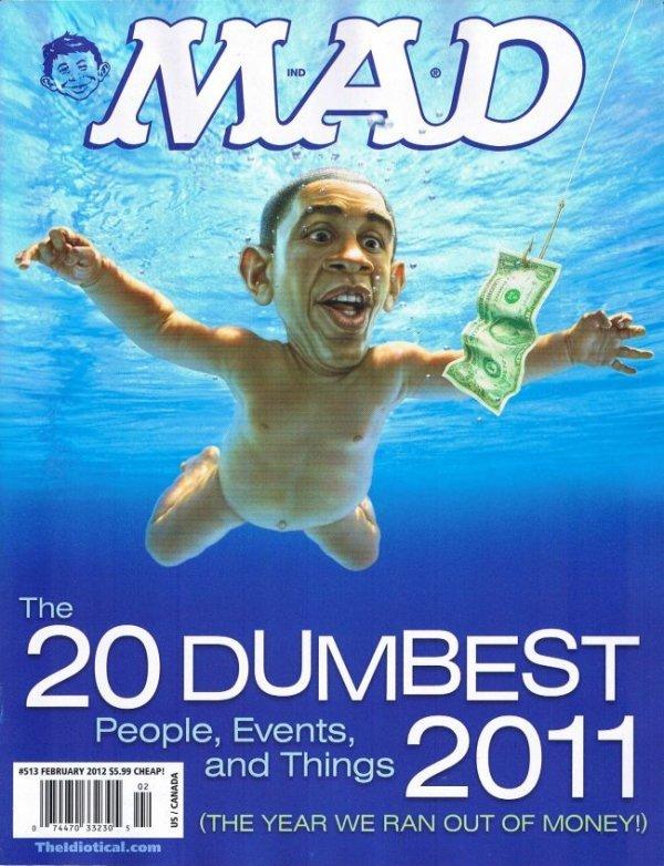 Mad Magazine #513