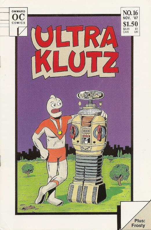 Ultra Klutz #16