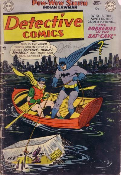 Detective Comics #177
