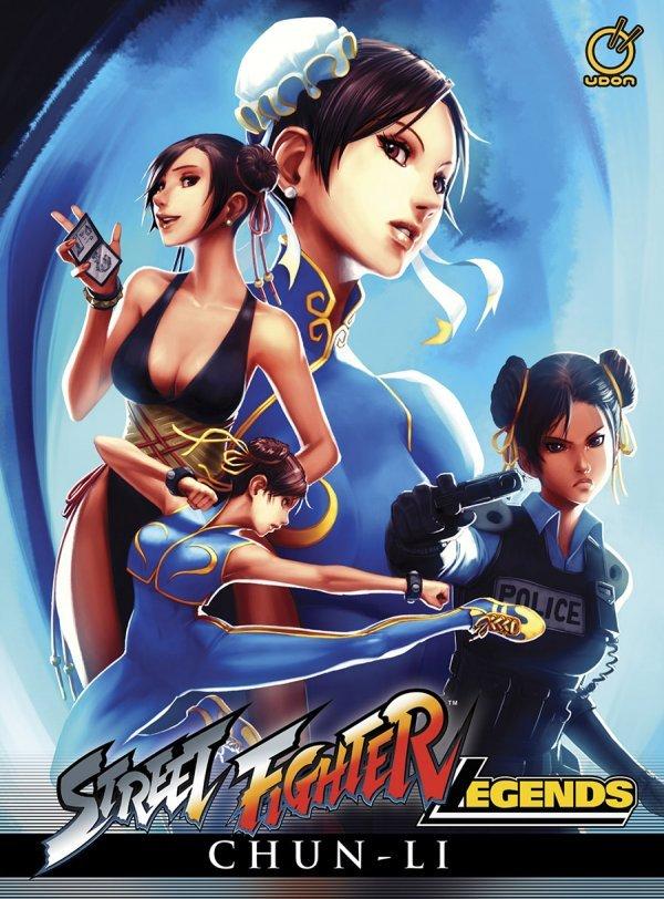Street Fighter Legends Chun Li Hc Reviews