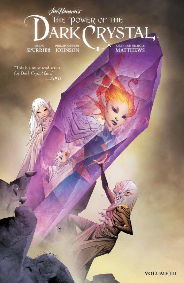 Jim Henson's The Power of the Dark Crystal Vol. 3 TP