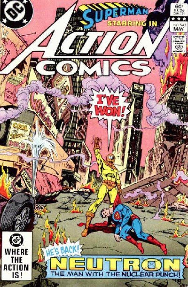 Action Comics #543