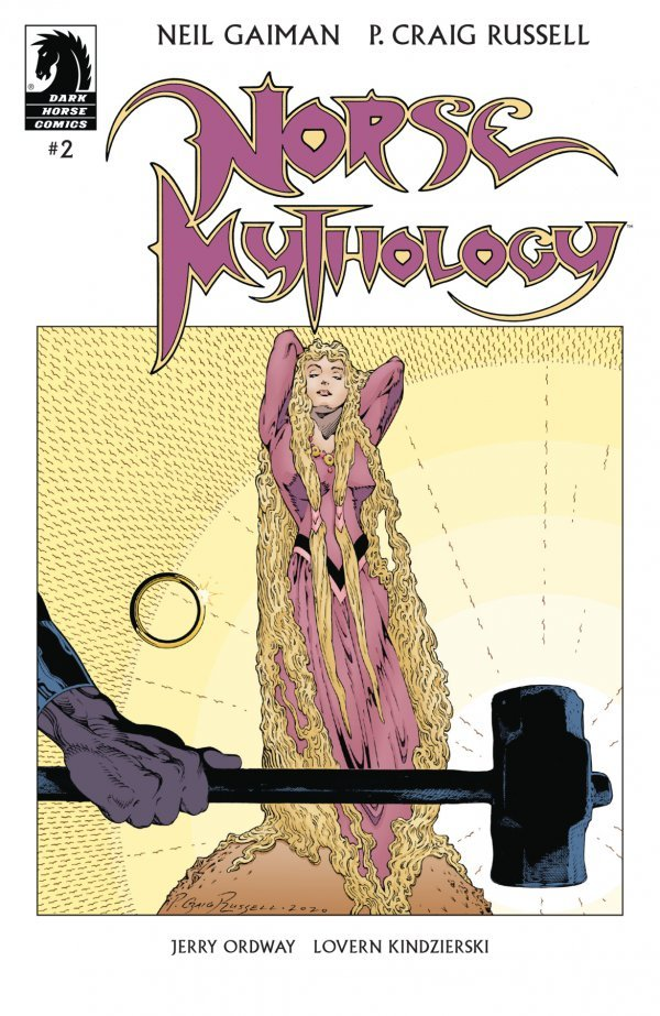 Norse Mythology #2 review