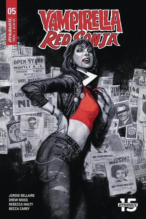 Vampirella / Red Sonja #5