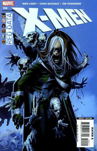 X-Men #199
