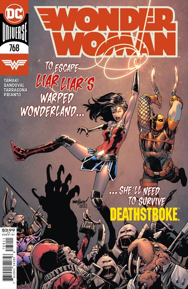 Wonder Woman #768