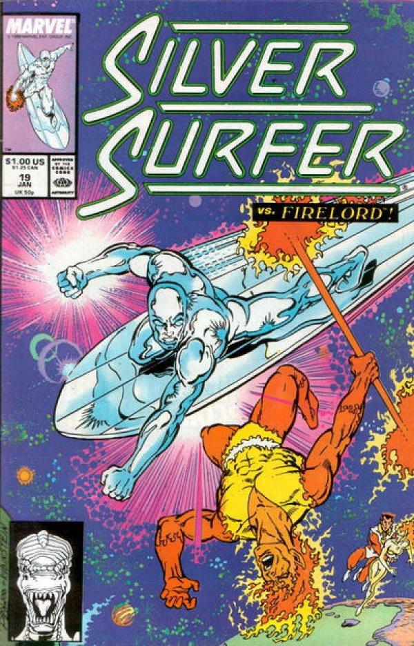 Silver Surfer #19
