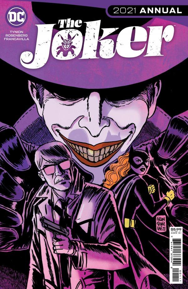 The Joker 2021 Annual #1