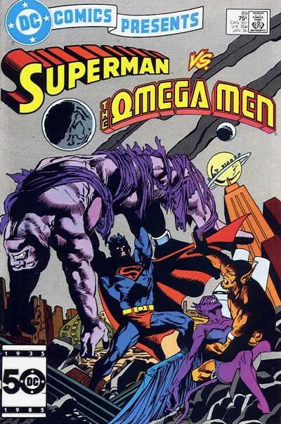 DC Comics Presents #89