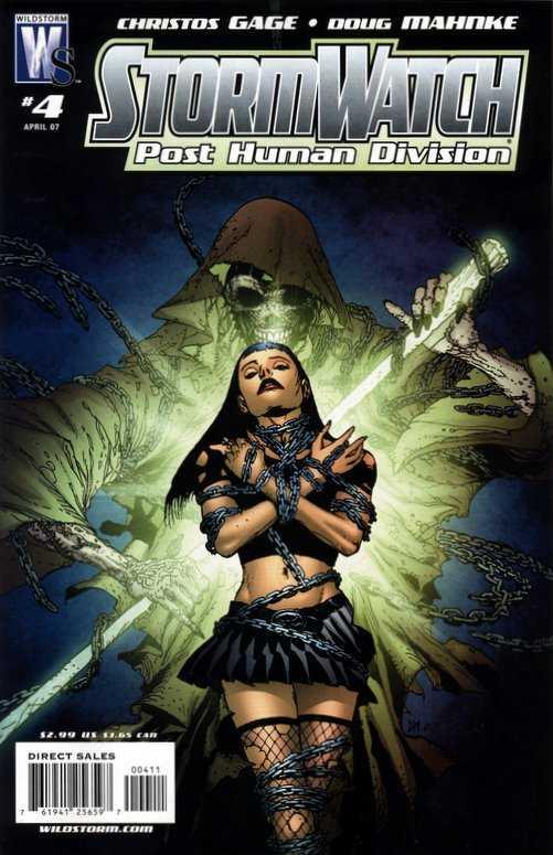 StormWatch: P.H.D. #4