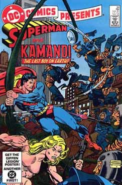 DC Comics Presents #64