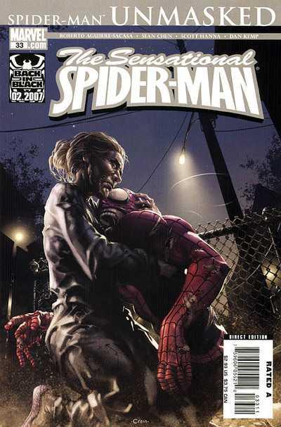 The Sensational Spider-Man #33