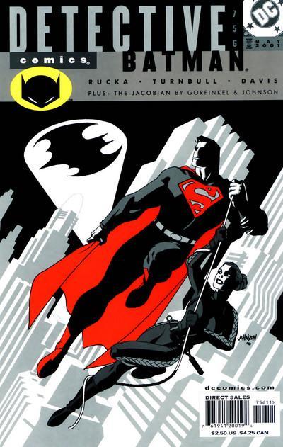 Detective Comics #756