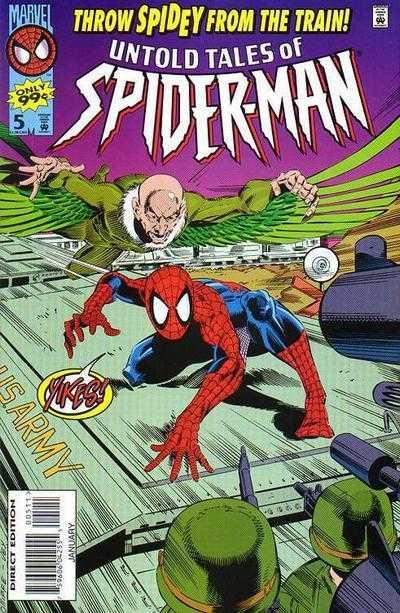 Untold Tales of Spider-Man #5