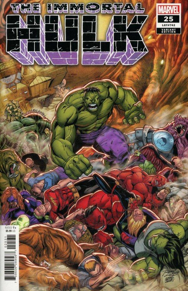 The Immortal Hulk #25