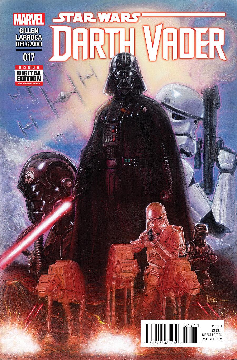 Star Wars: Darth Vader #17