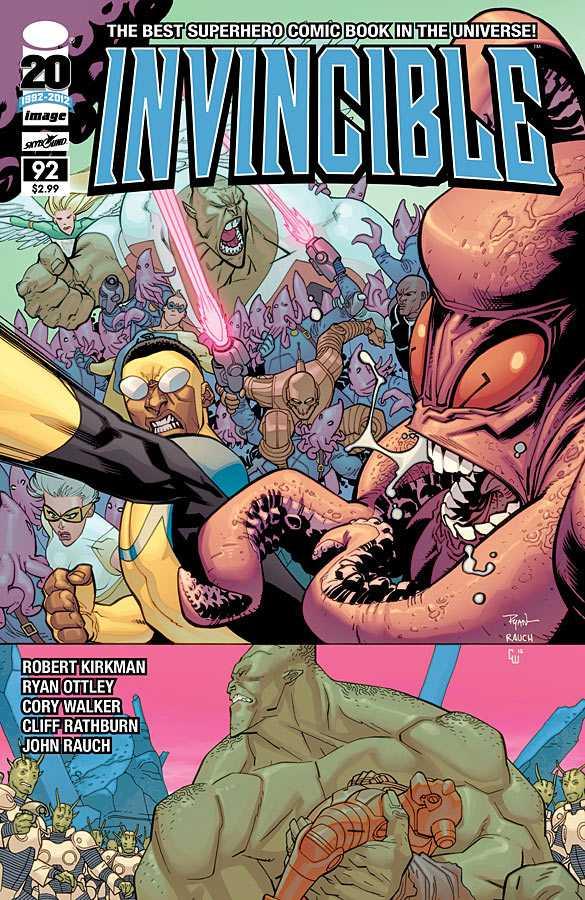 Invincible #92