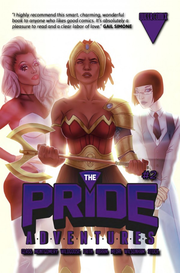 The Pride Adventures #2