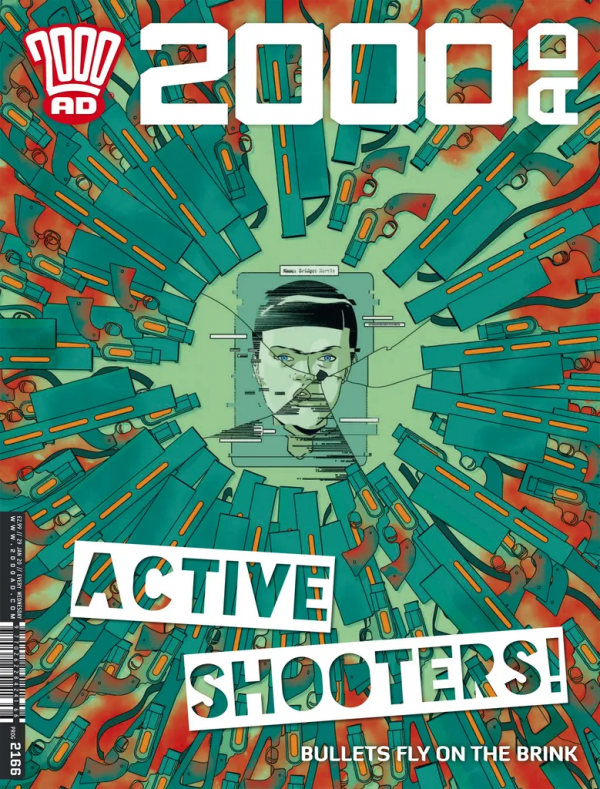 2000 AD #2166 review