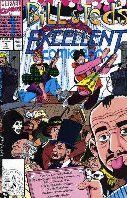Bill & Ted's Excellent Comic Book #1