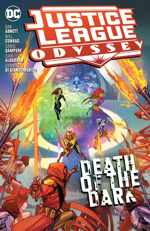 Justice League Odyssey Vol. 2: Death of the Dark TP