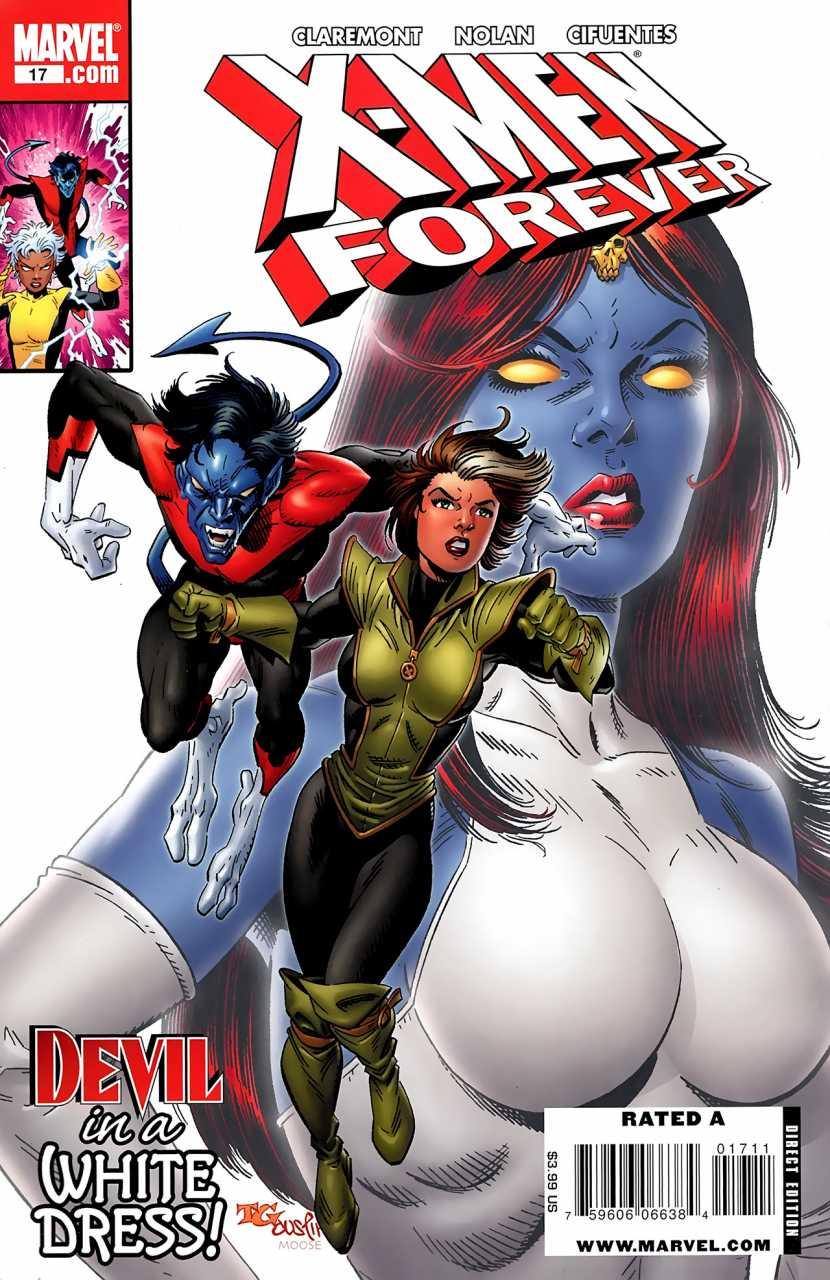 X-Men Forever #17