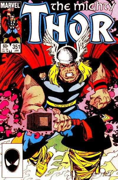 The Mighty Thor #351