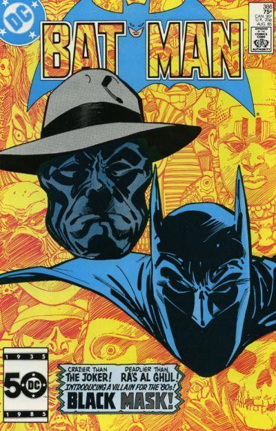 Batman #386