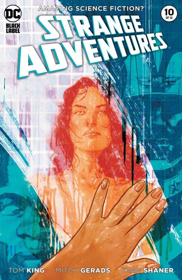 Strange Adventures #10