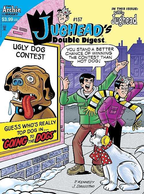 Jughead's Double Digest #157