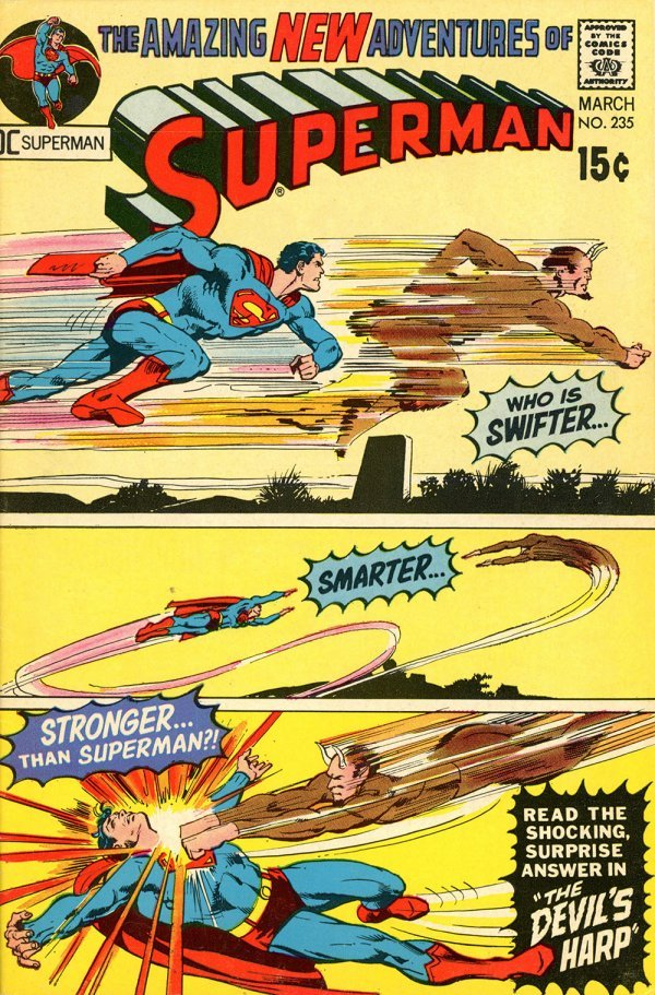 Superman #235