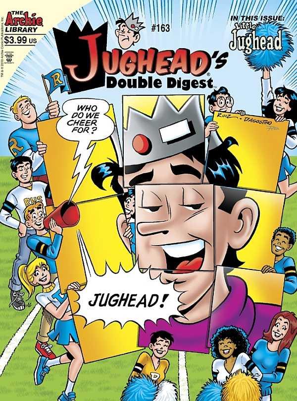 Jughead's Double Digest #163