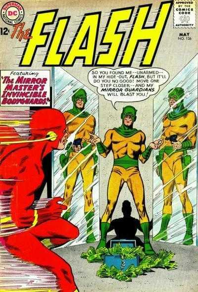The Flash #136