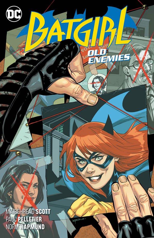 Batgirl Vol. 6: Old Enemies TP