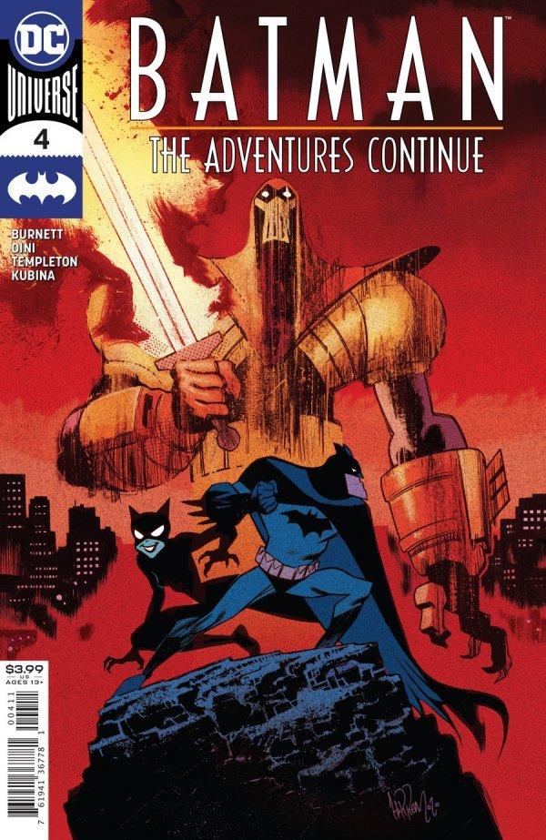 Batman: The Adventures Continue #4