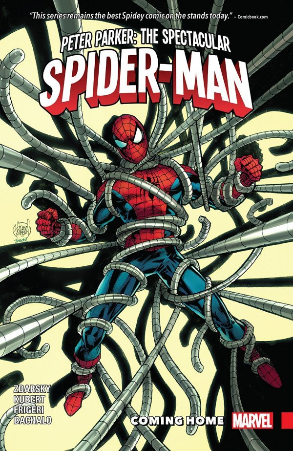 Peter Parker: The Spectacular Spider-Man Vol. 4: Coming Home TP
