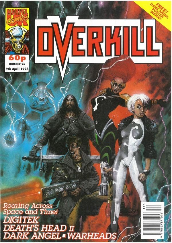 Overkill #26