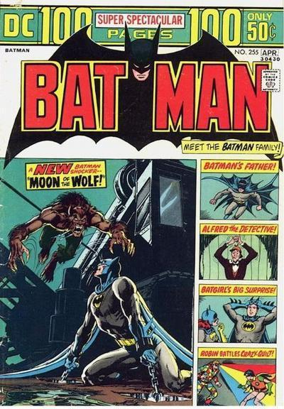 Batman #255