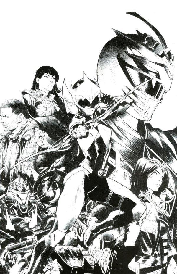Mighty Morphin Power Rangers: Ranger Slayer #1